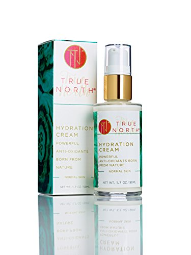 Hydration Cream with Antioxidant-Rich Chaga - Skincare Moisturizer Made with Natural and Organic Ingredients by True North Beauty made in Maine