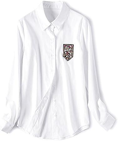 Mayihang Blusa Camisa Nueva Camiseta Mujer primavera y verano ...