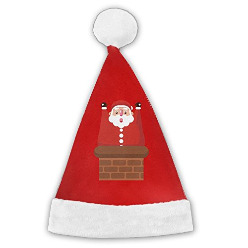 Bdna Velvet Santa Claus Hat Cartoon Santa Claus Merry Christmas Hats Adults Children Costume XMas Decor Party Supplies - Card Gift Walgreens Photo