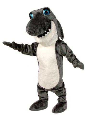 [ALINCO Johnny Jaws Shark Mascot Costume] (Alinco Costumes)