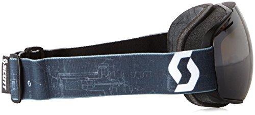 Scott Lunettes de ski Linx taille unique Schemati Blk Sola Chr