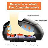 RENPHO Foot Massager Machine with Heat, Shiatsu