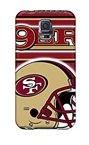 ChanceTom Design High Quality San Francisco 49ers Cover Case With Excellent Style For Galaxy S5