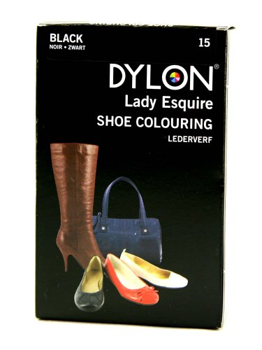 Lady Esquire Shoe Dye White