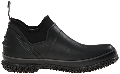 Bogs Mens Urban Farmer Rubber Boots Black