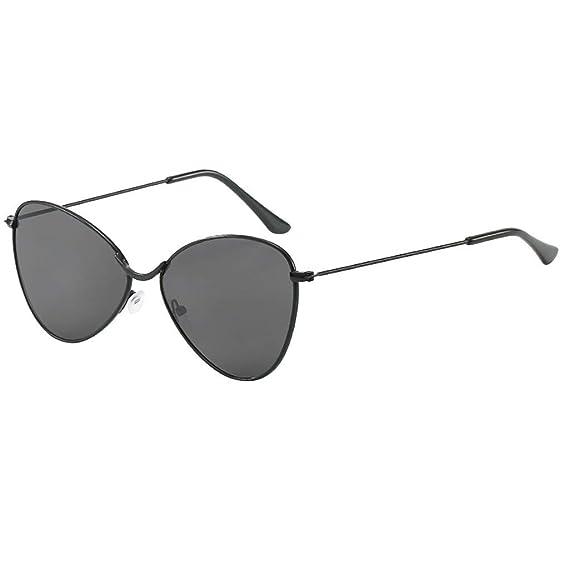 Gafas de sol de piloto mujer polarizadas retro hombre ...