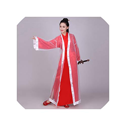 Traditional Chinese Hanfu Stage Costume Women Dresses