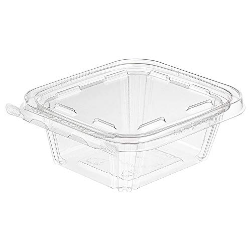 Inline Plastics TS12 Safe-T-Fresh 12 Oz Clear Container - 240 / CS