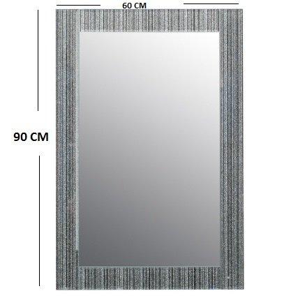 Deenz glitter argento specchio per soggiorno, bagno camera da letto ...