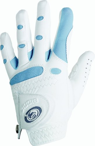 Bionic Women's Classic Blue Golf Glove, Right Hand, X-Large