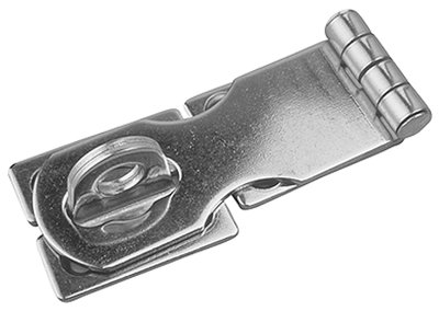 Sea Steel Dog Line Stainless (Sea Dog 221120-1 Stainless Steel Safety Hasp, 2-11/16-Inch)