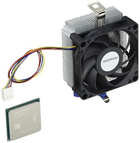 AMD Athlon 200GE 2-Core 4-Thread AM4 Socket Desktop Processor with Radeon Vega Graphics (YD200GC6FBBOX)