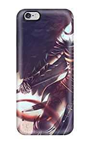 Tpu Case For Iphone 6 Plus With Fantasy Sword Warrior 7367369K41663517