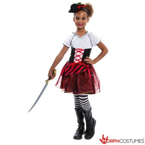Girls (Cute Pirate Costumes For Girls)
