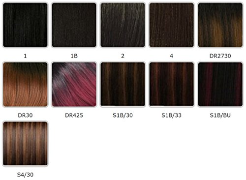 OUTRE Synthetic Hair Half Wig Quick Weave Penny 26