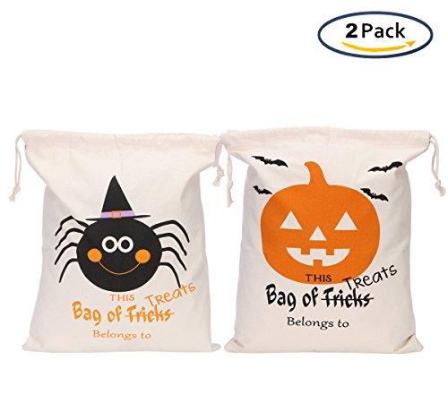 Halloween Treat Bag Pattern - 8