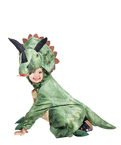 Fantasy World Dinosaurier Toddler-s Halloween Costume-s, Girl-s boy-s, F123 Size: 12-18 mths