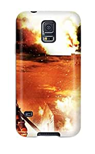 Alicia Russo Lilith's Shop 8531018K12677481 Galaxy S5 Attack On Titan Print High Quality Tpu Gel Frame Case Cover