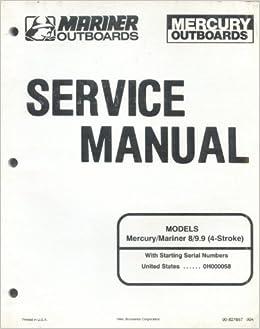 mercury mariner serial number lookup