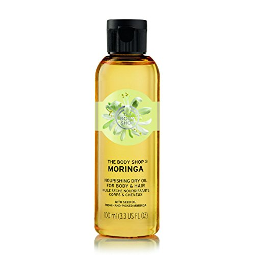 Body Shop Moringa Fluid Ounce product image