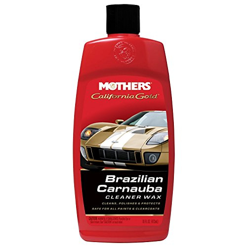 mothers-05701-california-gold-brazilian-carnauba-cleaner-liquid-wax-16-oz