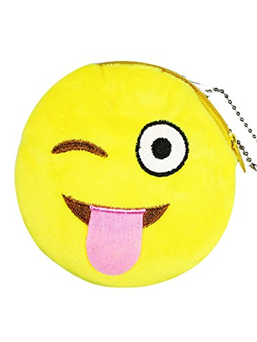 Peek A-boo Turtle (Go Beyond Soft Stuffed Mini Emoji Coin Purse Plush Pillows , Keychain Decorations , Best Kids Gift and Party Supplies Favors (Purse Design)