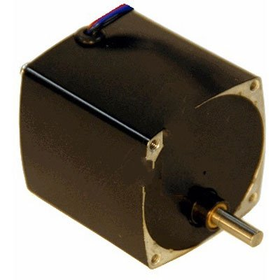 ''Hurst 2602-004 Motor, Synchronous; 115 VAC @ 60 Hz; 7 W; 2 RPM; 233 Oz-in @ 175 p/s; 0.68; T''