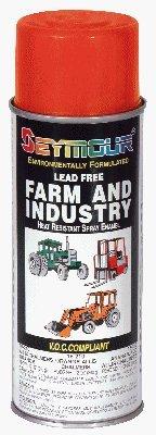 Farm & Industry Heat Resistant Spray Enamel - Case Power Tan - Pack Of 6