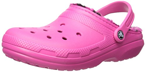 Pictures of Crocs Unisex Classic Lined Pattern Clog varies 1