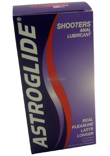 Share astroglide shooters anal lubricant