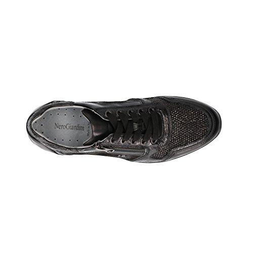Sneakers Nero Scarpe Donna 6414 A806414d Giardini BwYqO