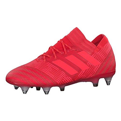 adidas Nemeziz 7 SG, Scarpe per Allenamento Calcio Uomo Rosso (Reacor/Redzes/Cblack Reacor/Redzes/Cblack)