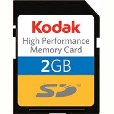 Kodak 2GB SD Memoria Flash - Tarjeta de Memoria (2 GB, SD): Amazon ...