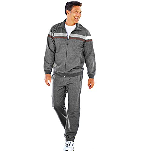 John Blair Men S Heathered Knit Jog Suit Buy Online In Oman