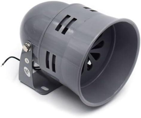12V 110db Civil AIR RAID Siren Horn Tornado Alarm Motor Driven Police New Sell