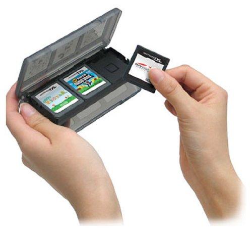 Nintendo 3DS Game Card Case 6 - Black