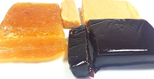 Amazon.com : Dominican Sweet 3 in 1 Guava, Milk Fudge and Orange Dessert 30 Pack : Grocery & Gourmet Food