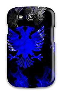 Sanchez Mark Burgess's Shop New Shockproof Protection Case Cover For Galaxy S3/ Crest Case Cover