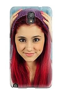 New Ariana Grande Tpu Case Cover, Anti-scratch VcBaqcY8579hODRA Phone Case For Galaxy Note 3