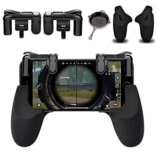 Mobile Game Controller Sensitive Shoot and Aim Keys L1R1 Gaming Triggers for PUBG/Fortnite / Knives Out/Rules of Survival