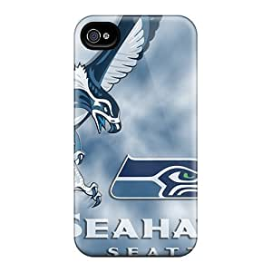 High Quality Seattle Seahawks Skin Specially Diyed Diy For SamSung Galaxy S5 Case Cover