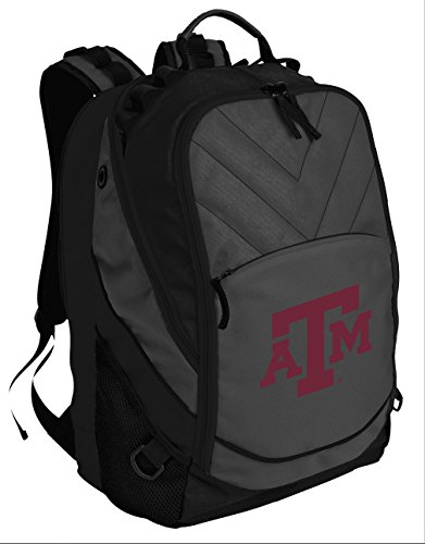 Broad Bay Best Texas A&M Backpack Laptop Computer Bag