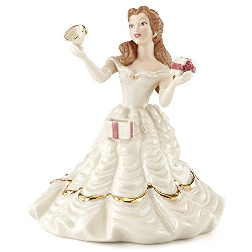 Lenox Classics Disney's Belle's Birthday Surprise Figurine -