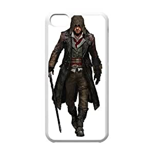Assassin'S Creed Syndicate iPhone 5c Cell Phone Case White present pp001_9666547