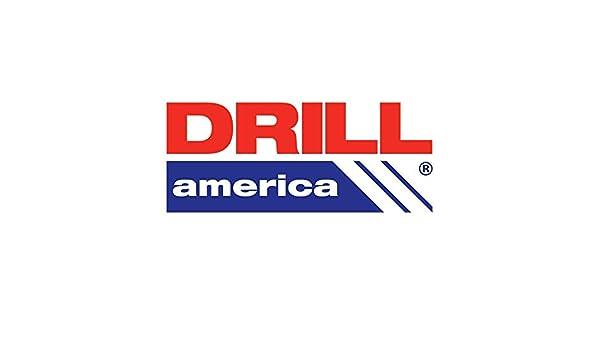 Drill America 5//16 x 6 HSS Aircraft Extension Drill Bit D//AA//CX65//16