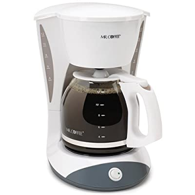 Mr. Coffee 12-Cup Switch Coffeemaker by Jarden Consumer Solutions