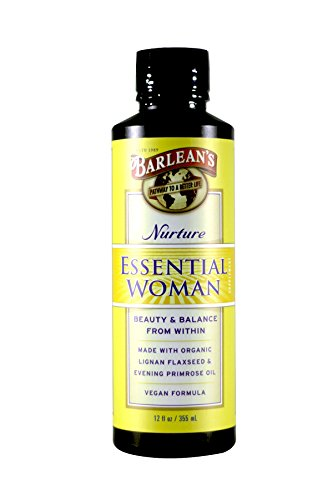 Barlean's Organic Oils, The Essential Woman, 12-Ounce Bottle 41XdixzLRZL
