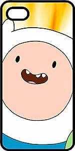 Adventuretime Finn Tinted Rubber Case for Apple iPhone 4 or iPhone 4s Kimberly Kurzendoerfer
