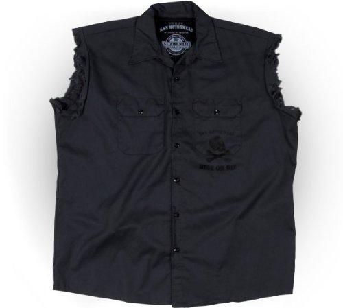 K & N 88–6017–4x l carbón XXXX-Large camisa