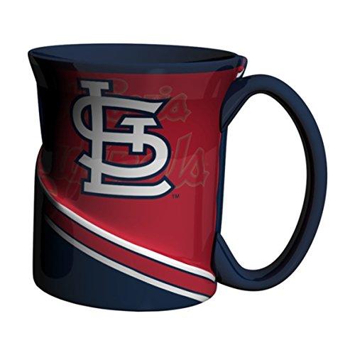 - Boelter Brands MLB St. Louis Cardinals Twist Mug, 18-Ounce